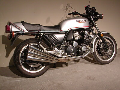Honda CBX 1000 modifizert