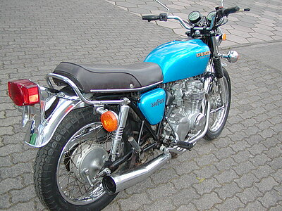 Honda CB550 Four F0 Supersport